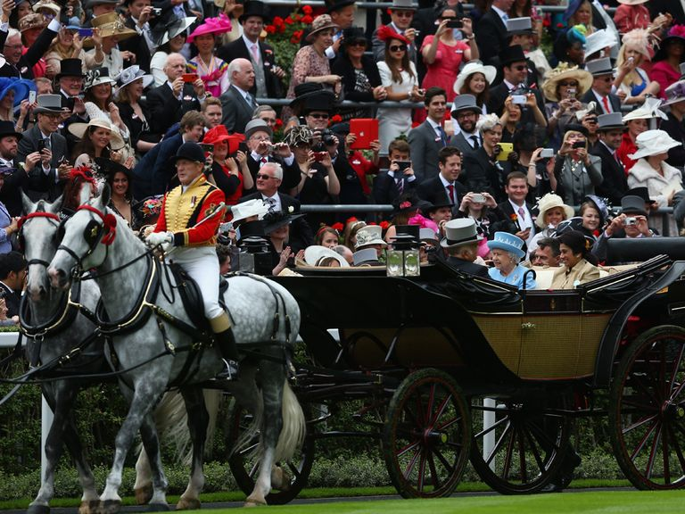 Royal Ascot: Get your badges from Sky Tickets