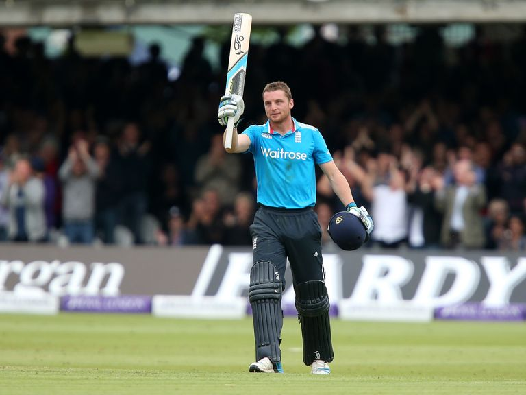 Jos Buttler: Returns to action for Lancashire on Friday