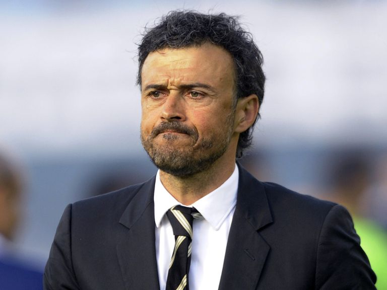 Luis Enrique: New Barca boss