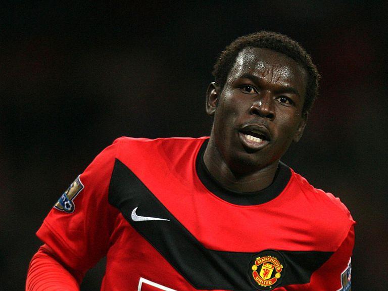 Former Man United striker Mame Biram Diouf