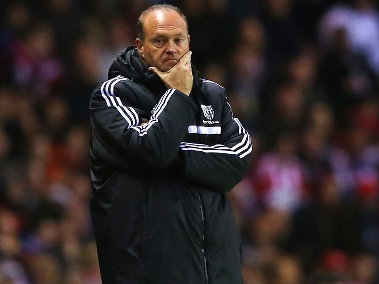 Pepe Mel: West Brom manager's future is in the balance