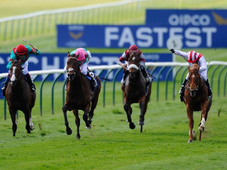 Kingman: Expected to avenge this defeat on Tuesday