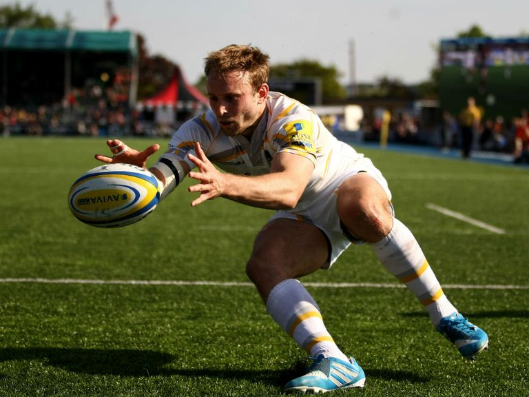 Chris Pennell: Looking to impress