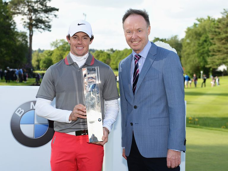 McIlroy: Sights now set on Pinehurst and the US Open