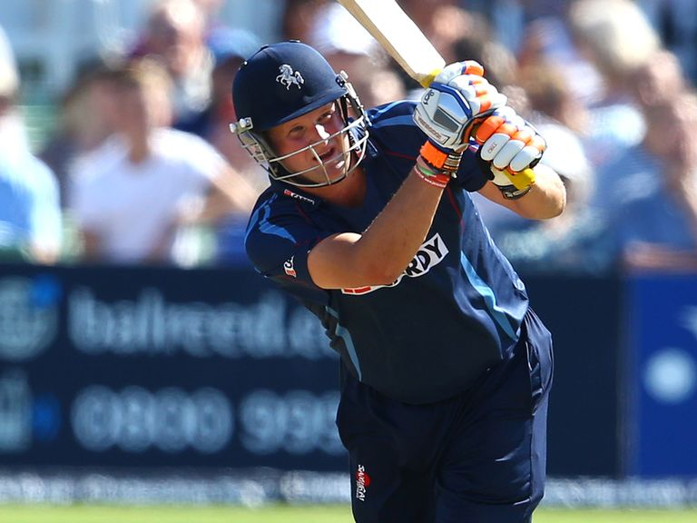 Robert Key: Relishing semi-final at Edgbaston