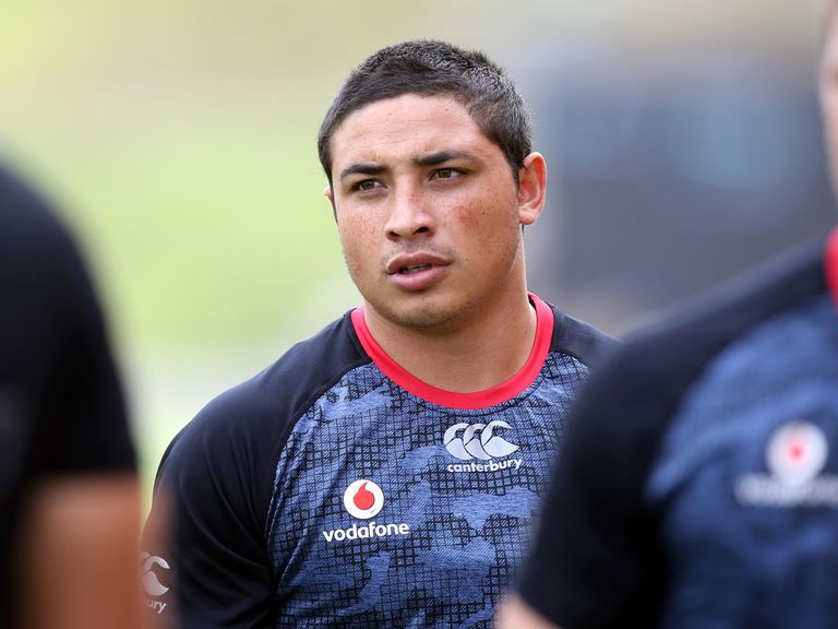 Kevin Locke: Latest big name to arrive at Salford Red Devils