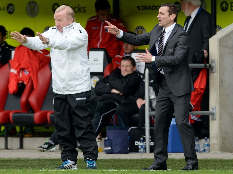 Tommy Craig: Steps up to replace Danny Lennon