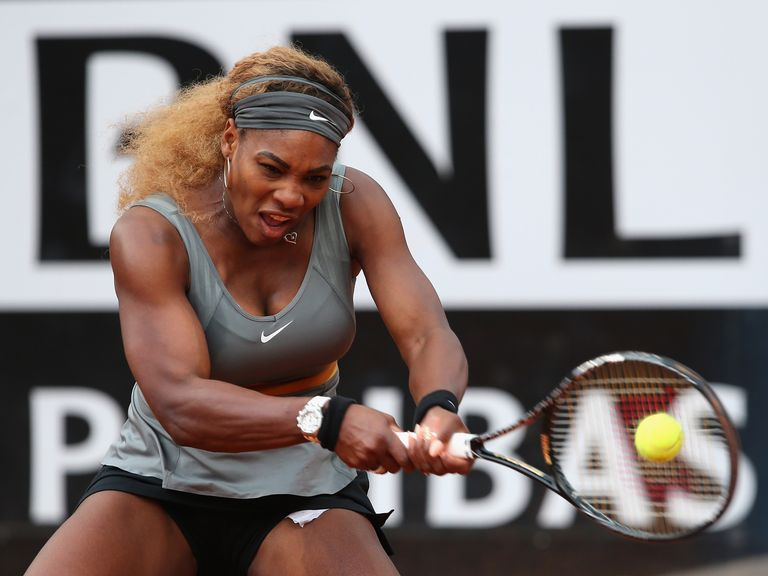 Serena Williams: Top seed at the US Open