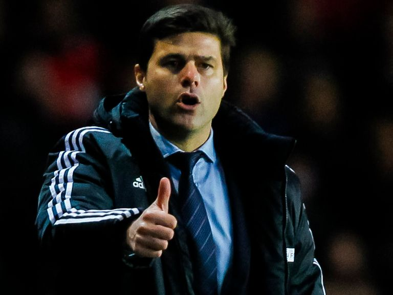 Mauricio Pochettino: Signs a five-year deal at Tottenham
