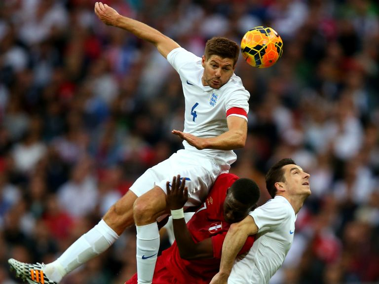 How will Steven Gerrard and England get on at the World Cup?