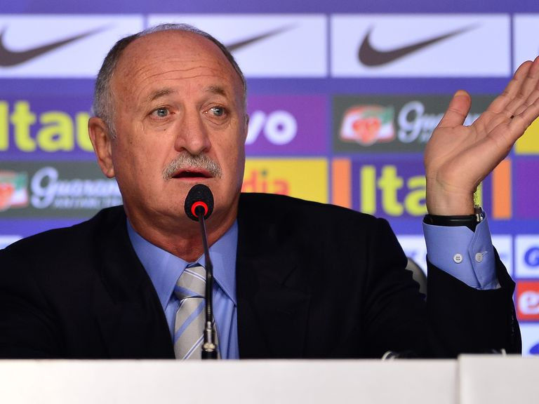 Luiz Felipe Scolari: Brazil coach has been dismissed, according to reports
