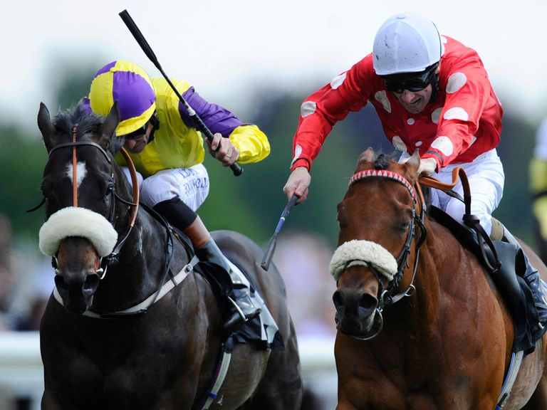 Astaire (left): Could be the answer to the Diamond Jubilee Stakes