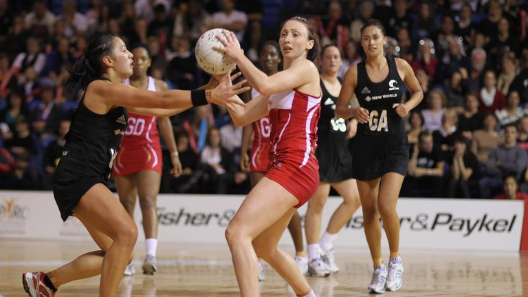 Jade Clarke: will captain England in Glasgow