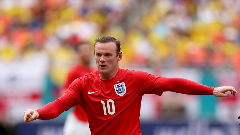 Wayne Rooney: Not paying any attention to his critics
