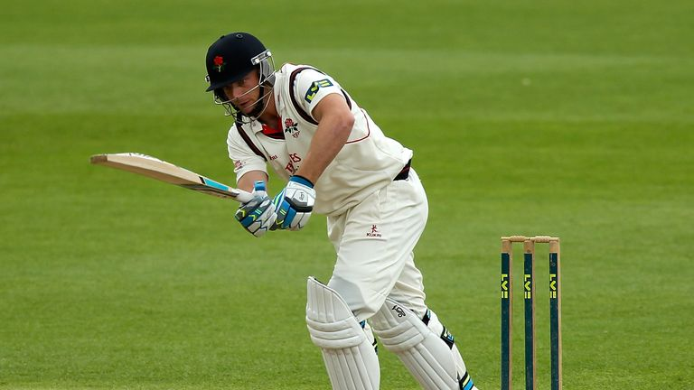 Jos Buttler's first century for Lancashire was unable to prevent defeat