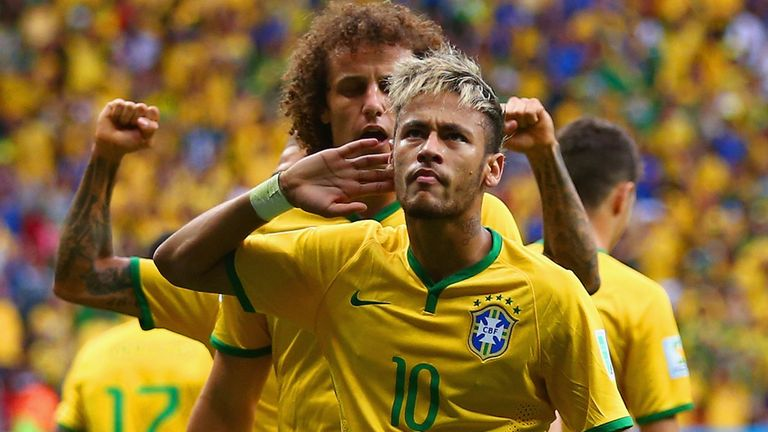 Neymar: Happy with Brazil's performance against Cameroon