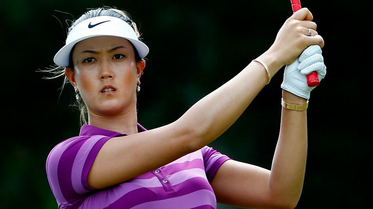 Michelle Wie: looking forward to playing in Meijer LPGA classic
