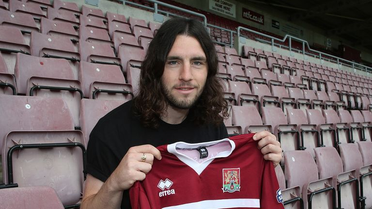 John-Joe O'Toole: Three-year deal at Sixfields