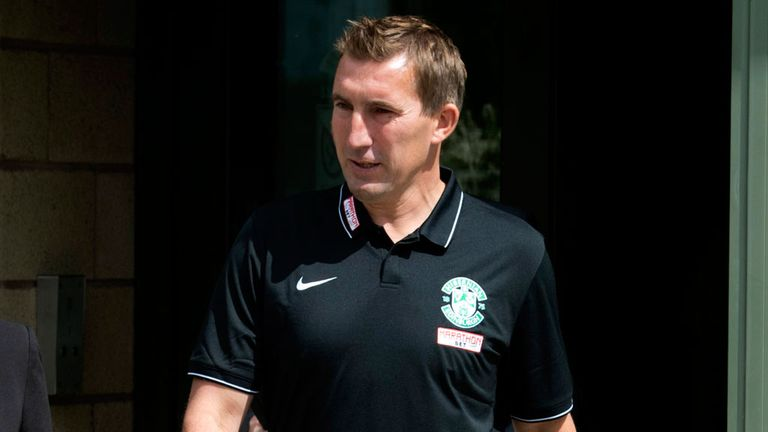 Alan Stubbs: Faced Ally McCoist in Old Firm derbies