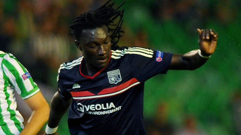 Bafetimbi Gomis: Four-year deal at Swansea, subject to clearance.