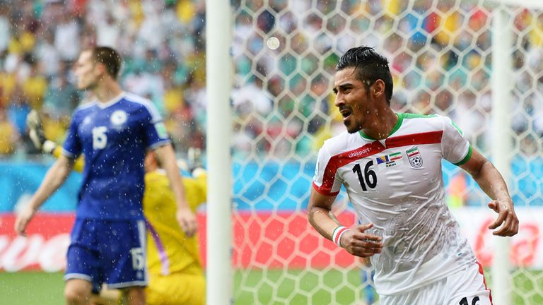 Reza Ghoochannejhad: Found the net for Iran