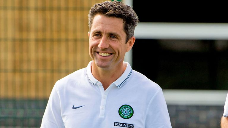 John Collins: Celtic assistant manager looking forward to Austrian trip