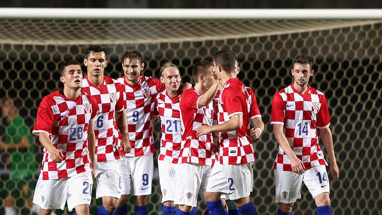Croatia: Keen to make their country proud during the World Cup