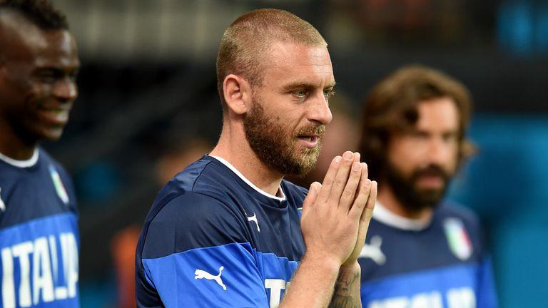 Daniele De Rossi: Italy international praises teammate Andrea Pirlo