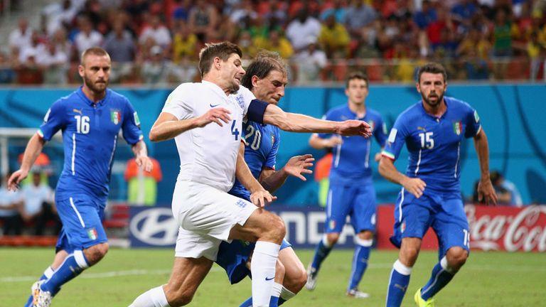 Steven Gerrard: Subdued