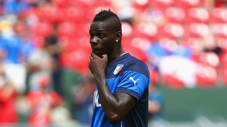 Mario Balotelli: 'Not irreplaceable', according to AC Milan vice-president Barbara Berlusconi