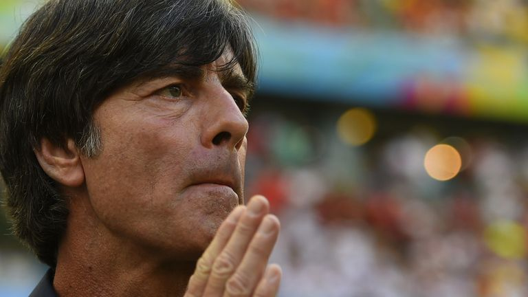 Joachim Low: Germany boss has played down talk of revenge