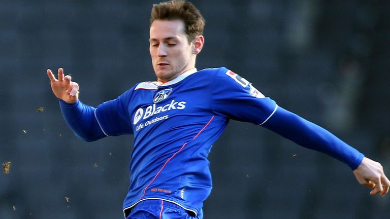 Jonathan Grounds: Former Oldham defender has joined Birmingham