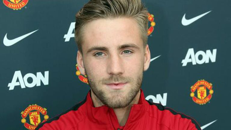 Luke Shaw earned a 0.5 million dollar salary - leaving the net worth at 5.5 million in 2018