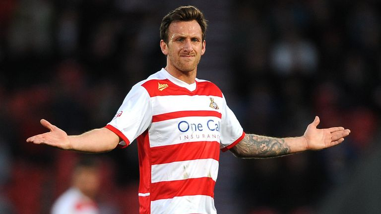 Chris Brown: Likely to leave Doncaster