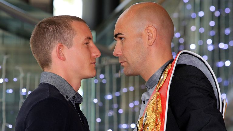 Paul Butler and Stuart Hall have both had mixed fortunes since their close-fought battle three years ago