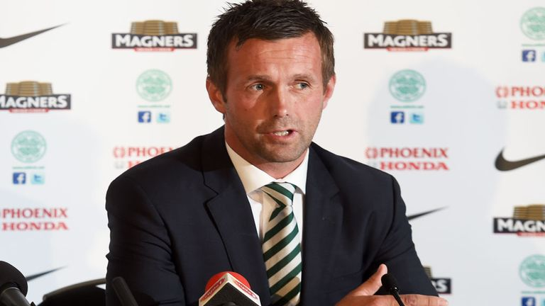 Ronny Deila: New Celtic manager needs time, says Thompson