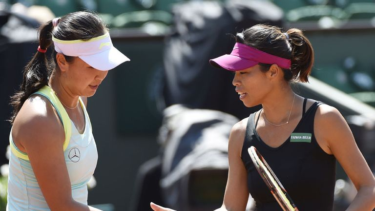 Peng and Hsieh: Second Grand Slam title for pair