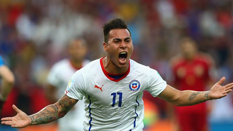 Eduardo Vargas: Joins QPR in season-long loan deal