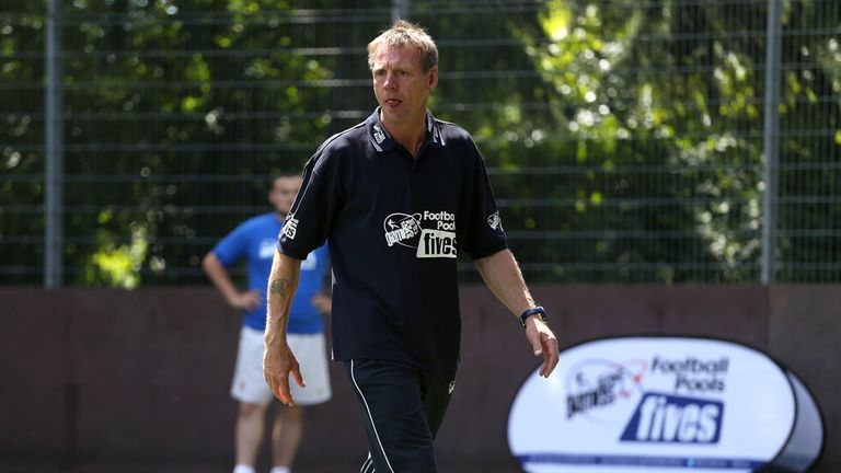 Stuart Pearce: Young players must get more tournament experience