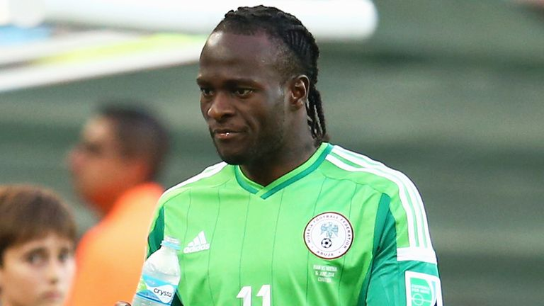 Stoke have signed Victor Moses on loan from Chelsea