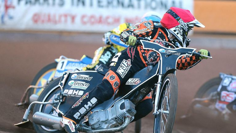 Tai Woffinden: Costly engine failure