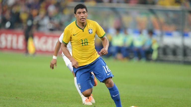 Paulinho: an outside bet 150/1 for the Golden Boot