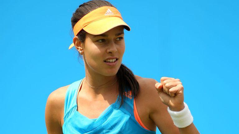 Ana Ivanovic: Relaxed heading into Wimbledon