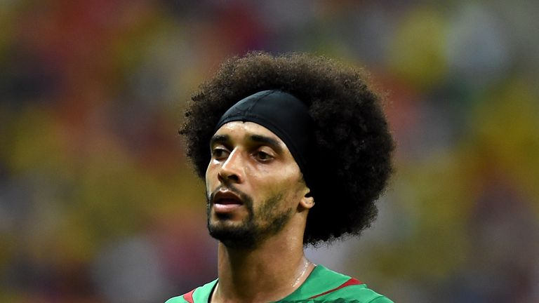 Assou-Ekotto: Planted head-butt on Moukandjo