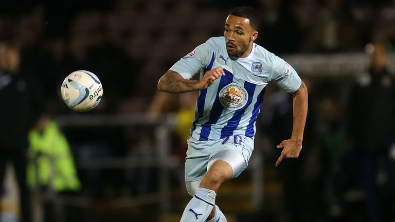 Callum Wilson: Has caught the eye at Coventry