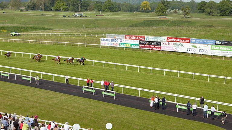 Racing at Chepstow called off