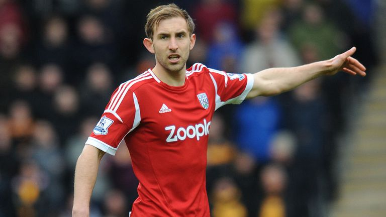 Craig Dawson: Attracting interest but Alan Irvine wants him to stay