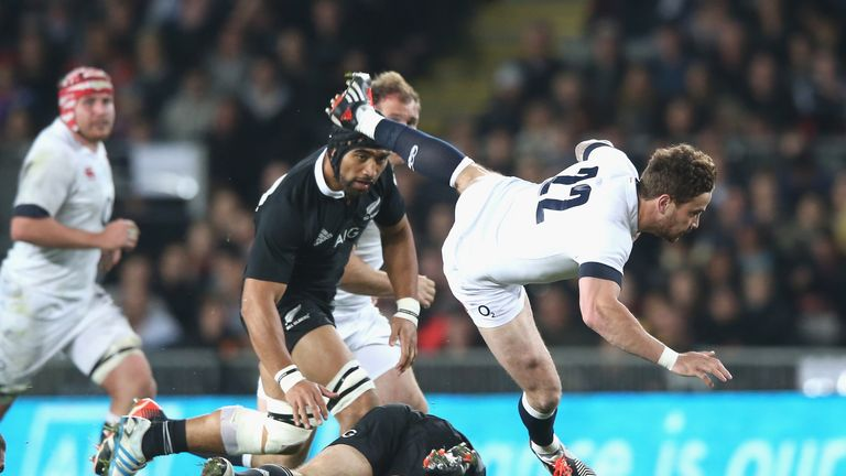 Danny Cipriani: Sale Shark will start at fly-half for England against the Crusaders on Tuesday