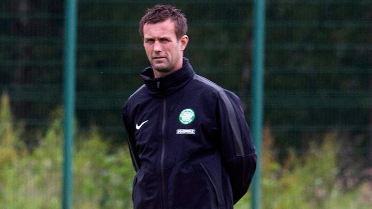 Celtic boss Ronny Deila is looking forward to his first game at Parkhead.