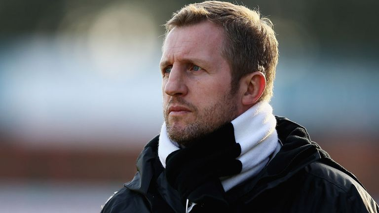 Denis Betts: Widnes coach closing on playoffs